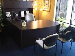 U Shaped Desks U Shaped Desk 6x9 Cherry Inyouroffice