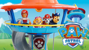 paw patrol italiano episodio completo torre personaggi