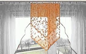 gardinen für die küche vorhänge küche design