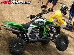 ama motocross tracks kawasaki u0027s chad wienen atv motocross track with yamaha u0027s thomas brown