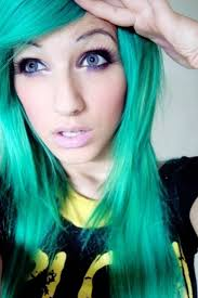 Colorful Hair Dye Ideas 55 Best Dyed Hair Images On Pinterest Hairstyle Dyed Hair And