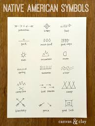 glyph tattoo meaning native american symbols and meanings google search design