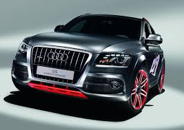 Audi Q5 62 Plate - audi q5 custom concept