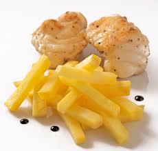 cuisiner le navet recette navet boule d or en frites accompagnements