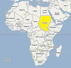 africa map review map of africa sudan