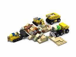 lego ideas construction vehicles