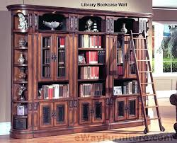 Sauder Harbor Bookcase Wall Library Bookcase House Library Bookcase Wall Beautiful