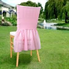 tutu chair covers pink sheer spandex and tulle tutu chair covers efavormart