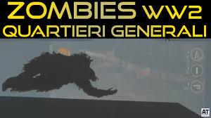 siege generali quartieri generali zombies analisi mappe ww2 ed evento cwl