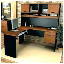 realspace magellan l shaped desk l shaped desk with hutch l desk with hutch l desk hutch cherry