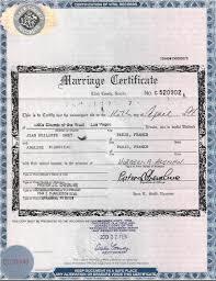 acte de mariage en ligne gratuit mariage certificat de mariage humour