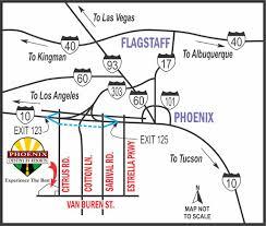 Phoenix Freeway Map by Adot Traffic Advisory Phoenix Destiny Rv Resortsdestiny Rv Resorts