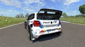 volkswagen polo modification parts polo r wrc for beamng drive
