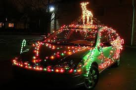 cool christmas 10 cool ways to decorate christmas cars