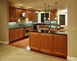 kitchen pretty kitchen colors with dark oak cabinets kitchen