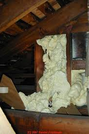 blocked soffit intake venting as a factor in attic condensation