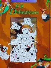 101 dalmatians 1991 walt disney treasure chest oversized book