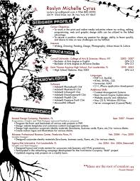 Examples Of A Good Resume by Graphic Designer Resume Examples Berathen Com