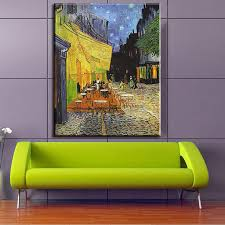 home decor manufacturers cafe terrace at by vincent gogh paint manufacturers for