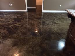 Concrete Staining Pictures by Acid Stained Concrete Flooring Decorative Concrete Services