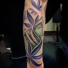 stoned tattoos marijuana marijuanatattoos http budposters