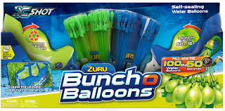 bunch balloons bunch o balloons 2 launchers with 4 bunch of balloons at