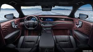 lexus interior detailing 2018 lexus ls 500h caricos com