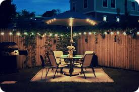 Backyard Solar Lighting Ideas Backyard Solar Lights Gogo Papa