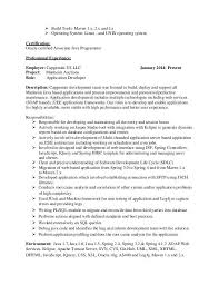 sle java developer resume 2 java resume cover letter