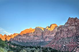 Zion National Park Thanksgiving Motoring Across America Travel Blog