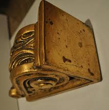 Wall Shelf Sconces Beautiful Vintage Italian Gold Gilt Wall Shelf Sconce Heavy 8