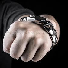 stainless steel bracelet links images Steel 30mm cuban link stainless steel bracelet JPG