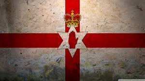 Flag Of Ireland Grunge Flag Of Northern Ireland 4k Hd Desktop Wallpaper For 4k