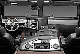 Interior Of Hummer H3 Find Out What Makes A Hummer Vehicle So Special