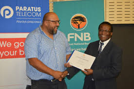 fnb namibia backs cyber security competition business namibian sun