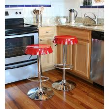 amazon com amerihome bs107set soda cap bar stool set red 2