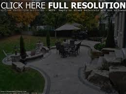 Ideas For Backyard Patios by Patio Design Ideas For Backyards Backyard Decorations By Bodog