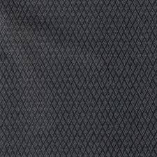 Harlequin Home Decor Astek Shadows On The Wall Black Gray Diamond Crisscross Wallpaper