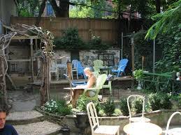Backyard Beer Garden Laptop Coffee Suntan Brooklyn U0027s Best Spots To Work Outside