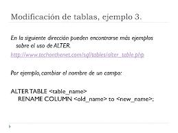 rename table name in sql alter table table name maison design edfos com