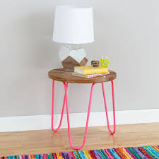 nursery bedside table home table decoration