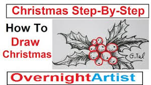 how to draw christmas card ideas step by step from youtube kren