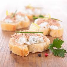canape toast canape with tuna and cheese stock photo image of canape toast