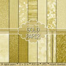 wedding backdrop linen gold paper gold digital paper with gold textures gold glitter