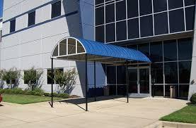 Metal Awnings For Patios Awnings U0026 Canopies Memphis Tn Parasol Awnings