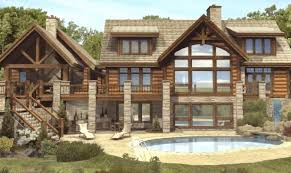 log home floor plans with basement log home floor plans basement guide read house plans 30130