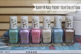 barry m silk finish nail polish a beauty junkie in london