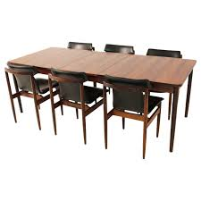lovely mid century modern dining room tables 45 for modern dining