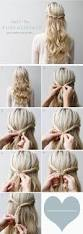 Hairstyle For Party Easy To Do by Best 25 Easy Fishtail Braid Ideas On Pinterest Fishtail Braid