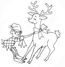 3857 vintage hand embroidery pattern christmas holiday elves